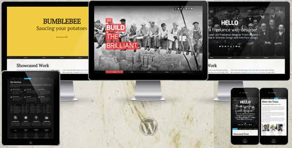 Folio WP WordPress Theme