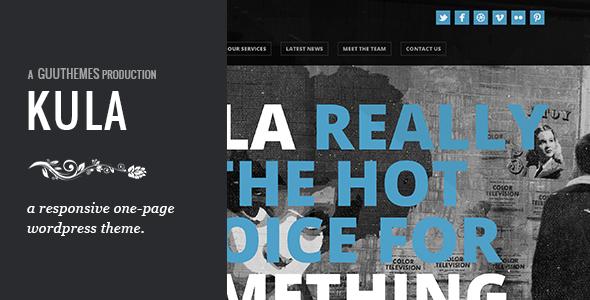 KULA WordPress Theme