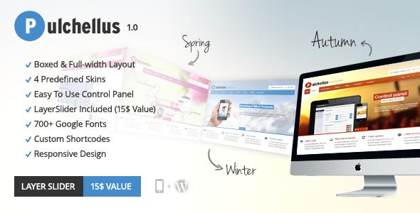 Pulchellus WordPress Theme