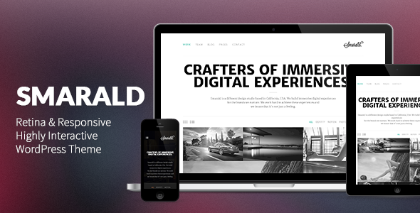 Smarald WordPress Theme